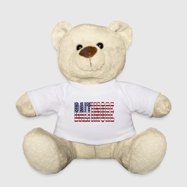 BALTIMORE Stars and Stripes - Teddy Bear
