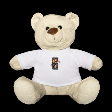 Catalonia Saying Independence Politics Gift - Teddy Bear