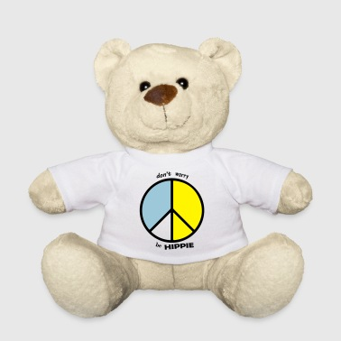 be hippie - Teddy Bear