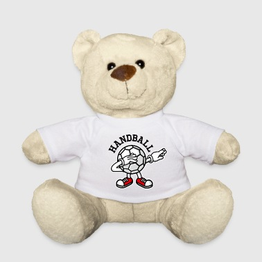 Dab dabbing team Handball Feldball Ball - Teddy