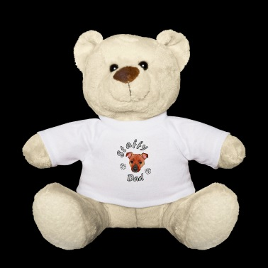 Staffordshire Bull Terrier - Dad - Teddy Bear