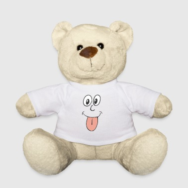Tongue out! - Gift idea - Teddy Bear