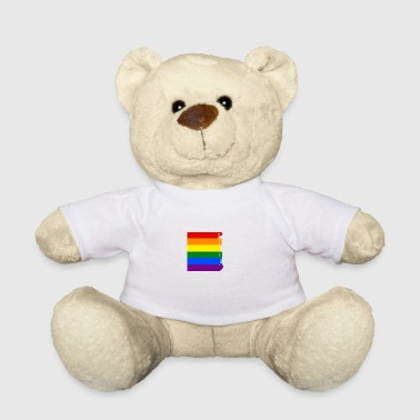 Gay Pride - Teddy Bear