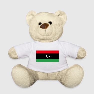 Kingdom of Libya Flag (1951-1969) - Teddy Bear