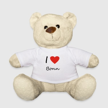Bonn heart gift idea - Teddy Bear