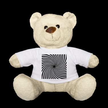 hypnosis black - Teddy Bear