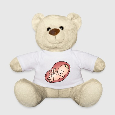 Pregnant - pregnancy - Teddy Bear