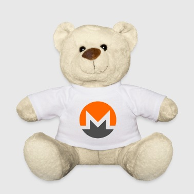 Monero Coin Logo - Teddy Bear