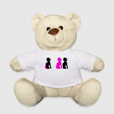 Pregnant - Teddy Bear