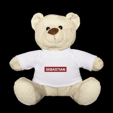 Sebastian - Teddy Bear