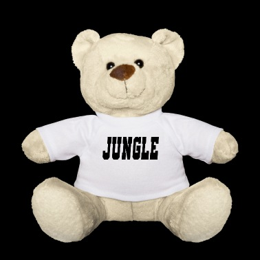 jungle - Teddy Bear