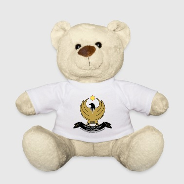 Iraqi Kurdistan Coat of Arms - Teddy Bear