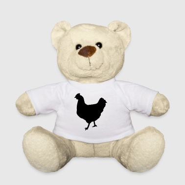 chicken - Teddy Bear