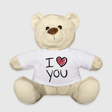 i_love_you__f2 - Teddy Bear