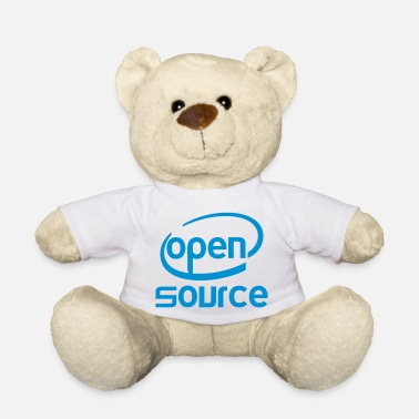 Open Open source Intel - Ours en peluche