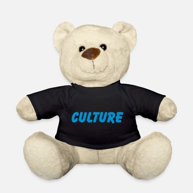 Culture culture - Teddy Bear