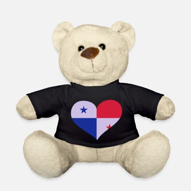 Have Panama Herz; Heart Panama - Teddy Bear