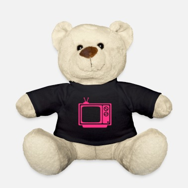 Television television television screen issuance - Teddy Bear