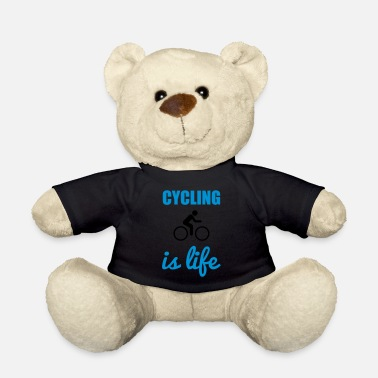 Cycling is life - Nalle