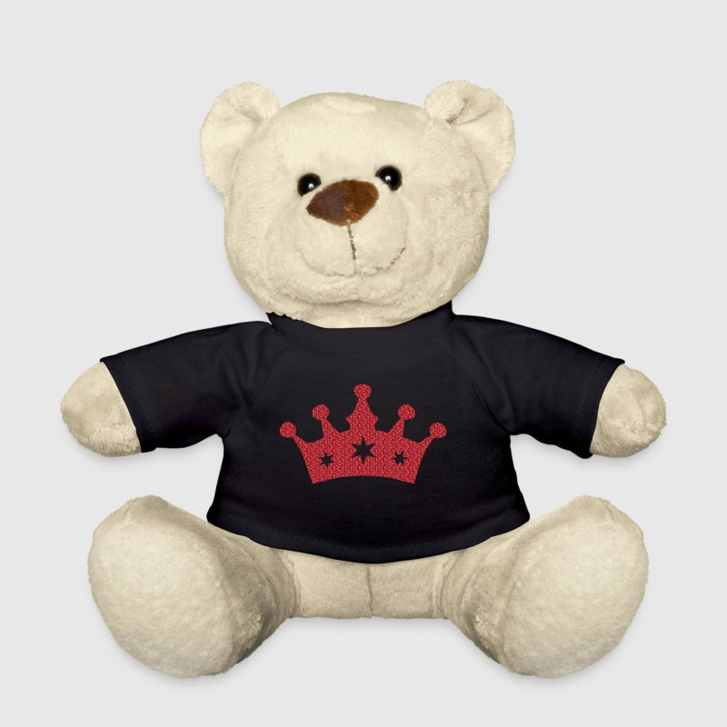 Princess Crown - Teddy Bear