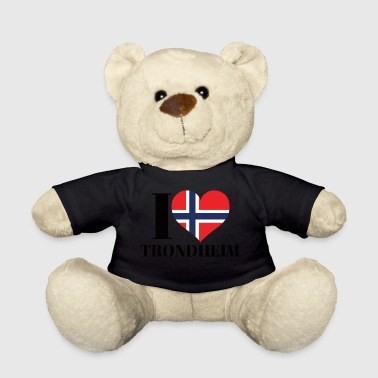 Norway Trondheim, Norway, Fylke, Nidelva, Gift - Teddy Bear