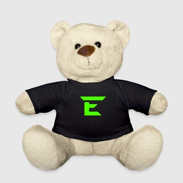 Emerald E for Emerald - Teddy Bear