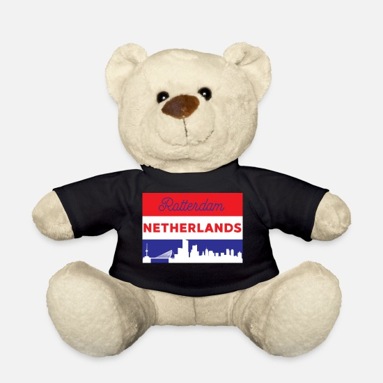 Rotterdam Teddy Bear Toys - Rotterdam - Netherlands - Holland - Randstad - Teddy Bear black