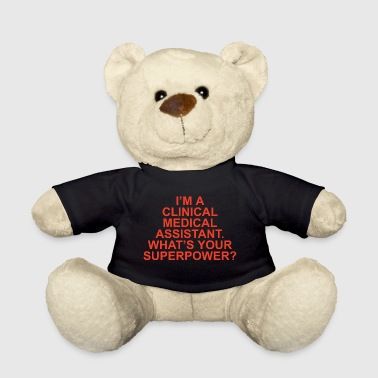 Physician Assistant clinical medical assistant - Teddy Bear