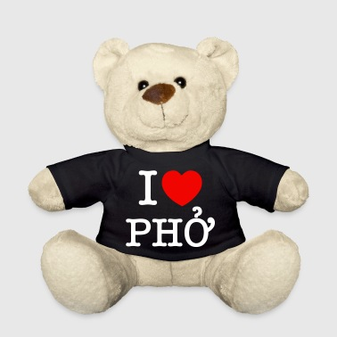 Pho I Heart (Love) Pho - Teddy Bear