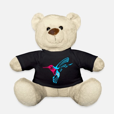 Tone Two tone Hummingbird - Teddy Bear