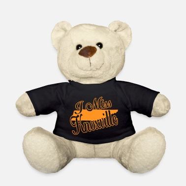 Knoxville I miss knoxville t-shirt - Teddy Bear