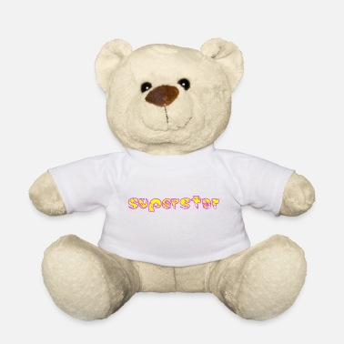 Superstar Superstar! - Ours en peluche