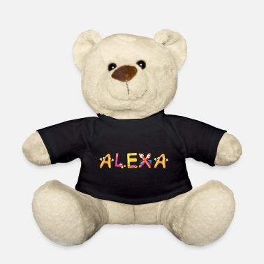 Suchbegriff: 'Alexa' Kuscheltiere online bestellen | Spreadshirt