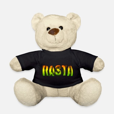 Rasta Rasta - Teddy Bear