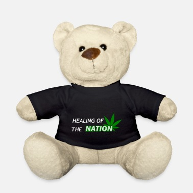 Genezing genezing van de natie-cannabis - Teddy