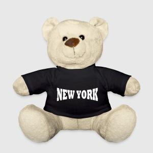 new york schriftzug von mosdesign spreadshirt. Black Bedroom Furniture Sets. Home Design Ideas