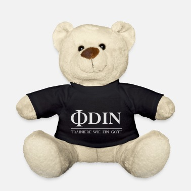 Odin ODIN Train like a god (vector) - Teddy Bear