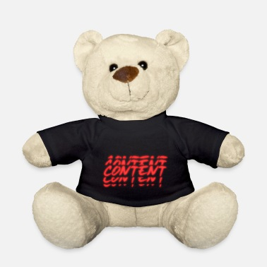 Apparel CONTENT Apparel - Teddy Bear