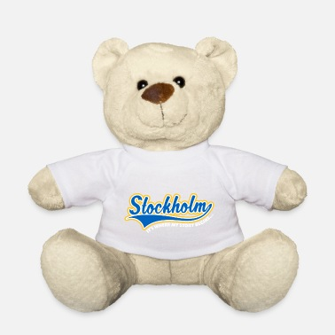 Story Stockholm Story - Ours en peluche