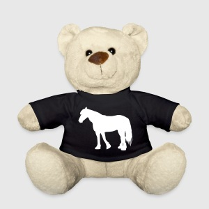 Cold blooded horse by le shirt spreadshirt teddy bear thecheapjerseys Gallery