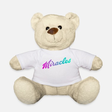 Miracle miracles - Ours en peluche