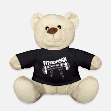Fitness Freak - Teddy Bear