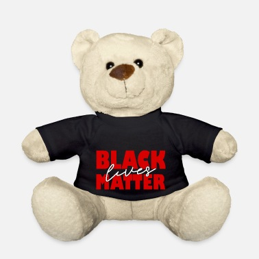 Black Sheep Black Lives Matter - Teddy Bear
