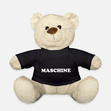 Machine MACHINE - Teddybeer