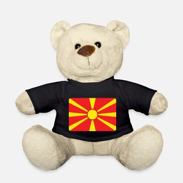 Macedonia MACEDONIA! - Teddy Bear