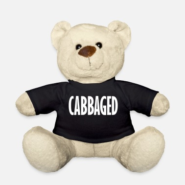 Cabbage cabbaged - Teddy Bear