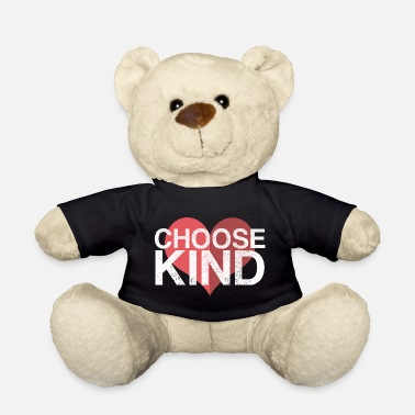 Positive Kindness Positive attitude Christian - Teddy Bear
