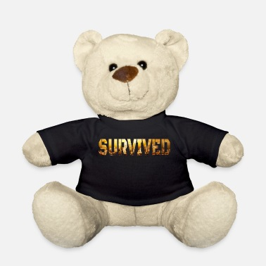 survived - Teddy Bear