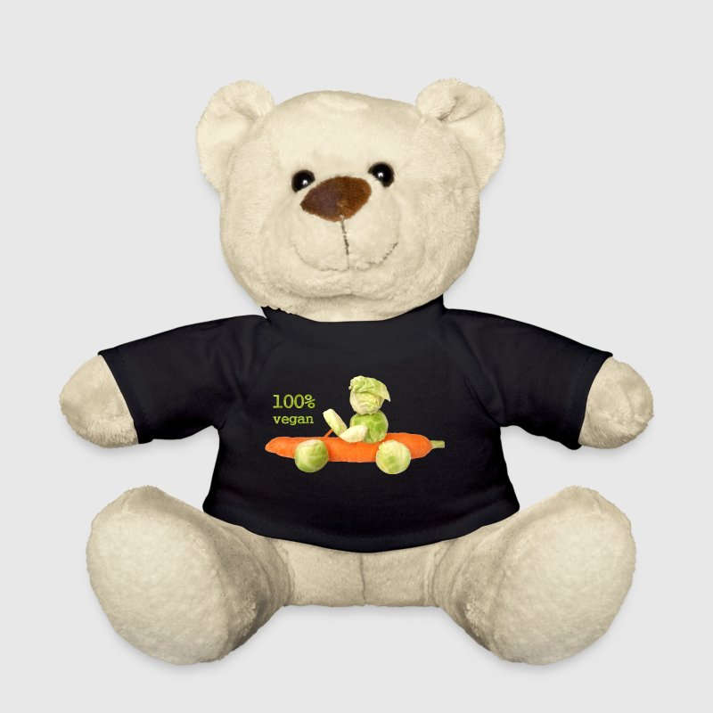 Veganer 100% vegan - Teddy