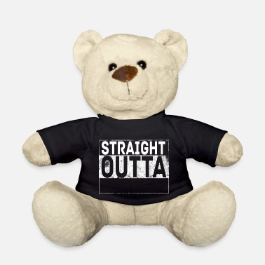 Compton Straight outta your text - Teddy Bear